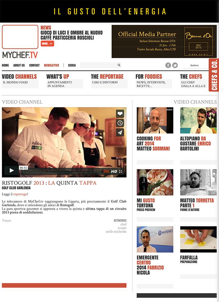 Ristogolf 2013: la quinta tappa - MyChef.tv