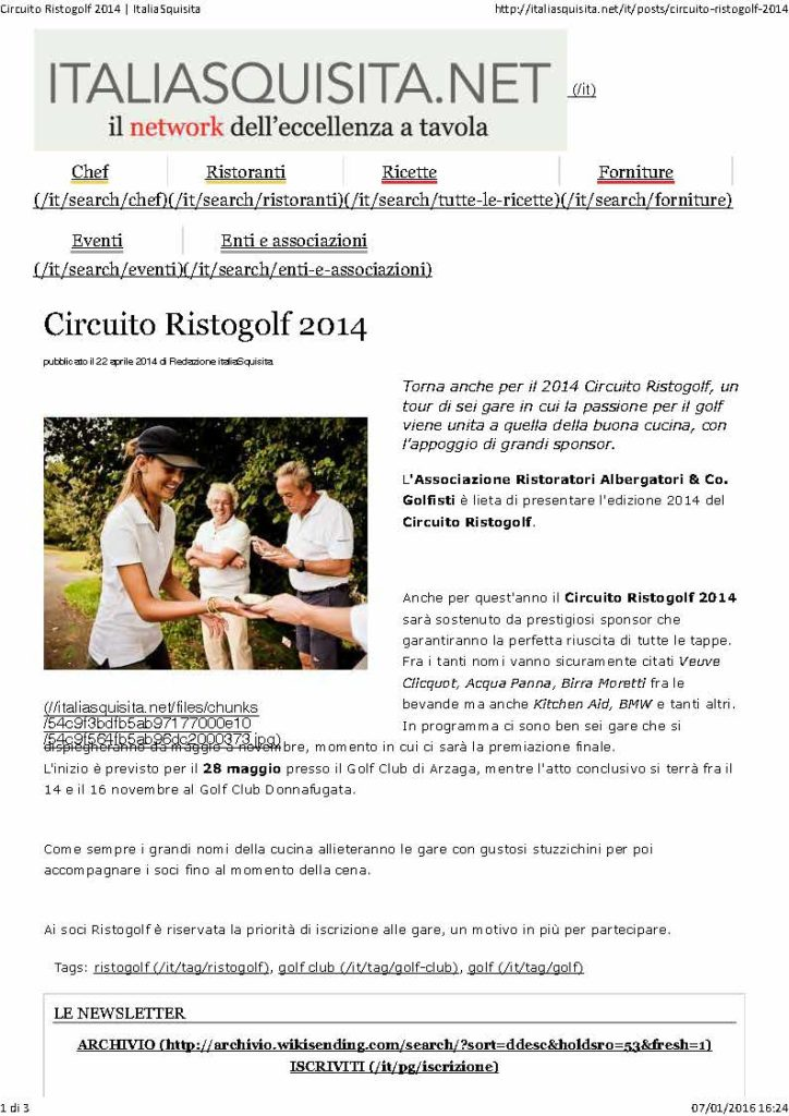 2014.04.22 www.ItaliaSquisita.net