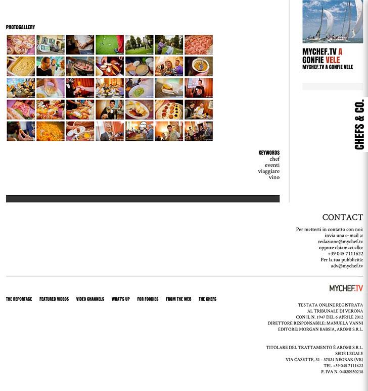 Ristogolf fa tappa in Liguria - MyChef.tv