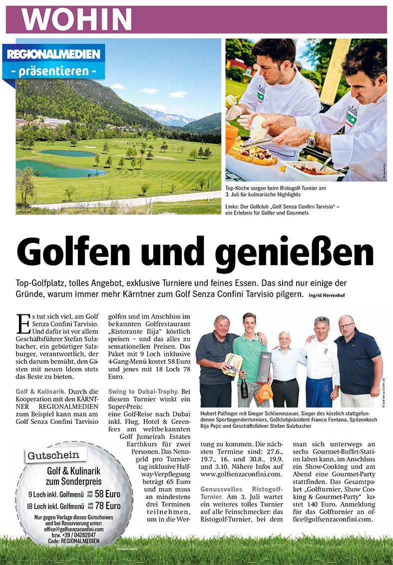 2015.06 Mein Sonntag - Essen, Trinken, Reisen