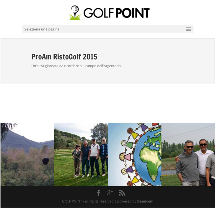 2 Golf Point di Paolo augusti