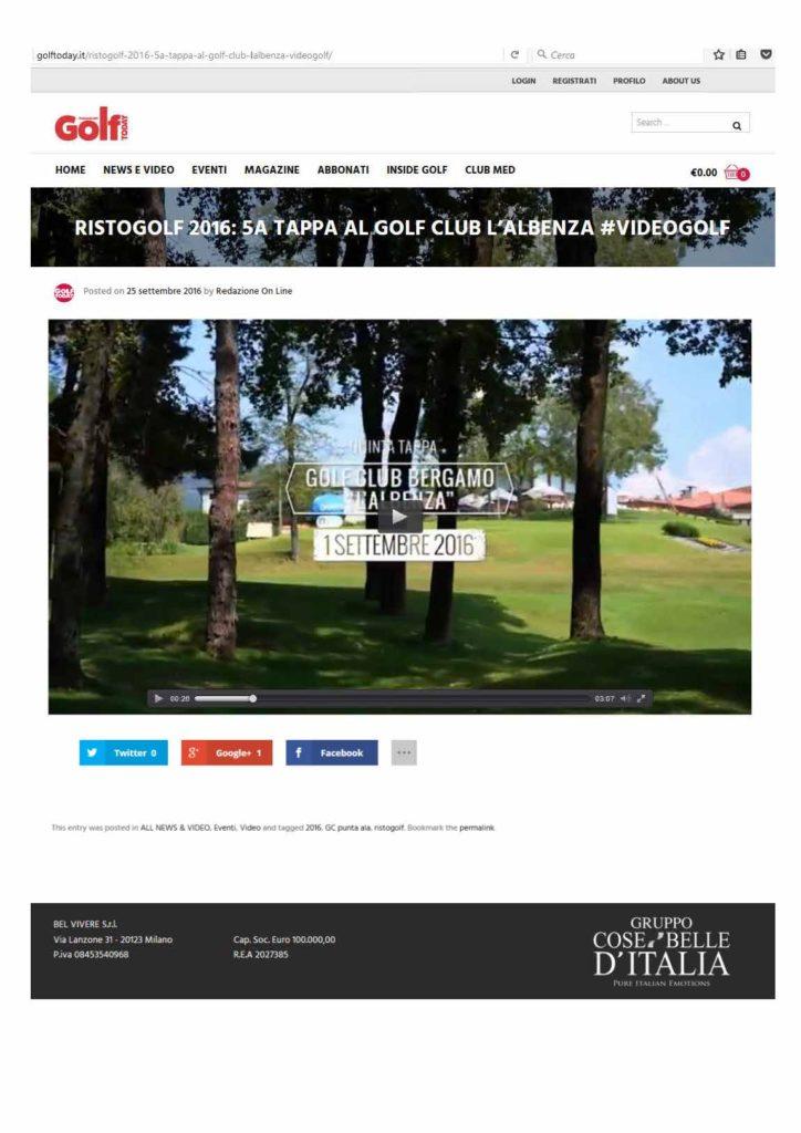 2016.09.25 Il Mondo del Golf Today_web