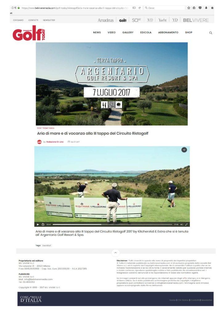 2017.09.07 Il Mondo del Golf Today_Web
