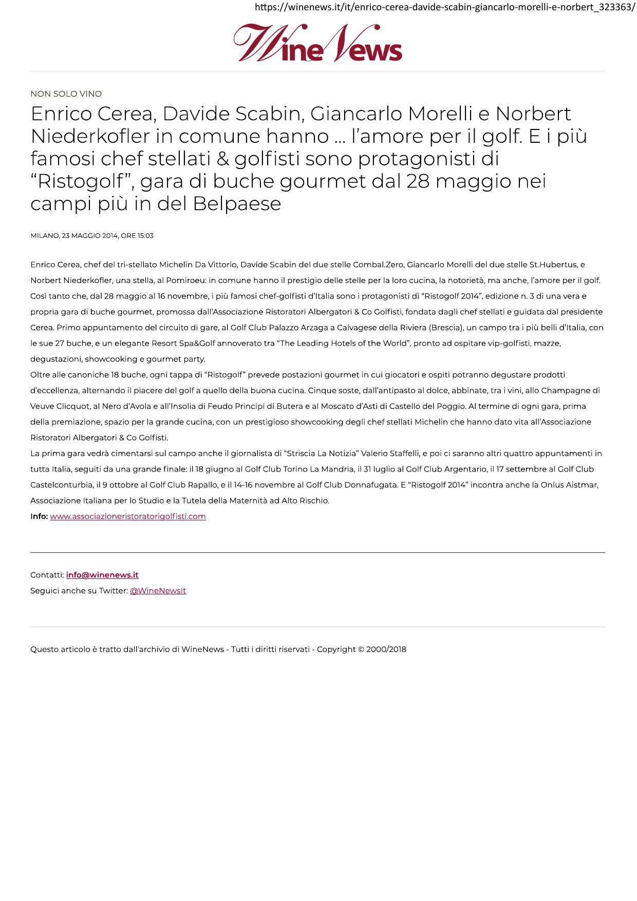 2014.05.23 Wine News