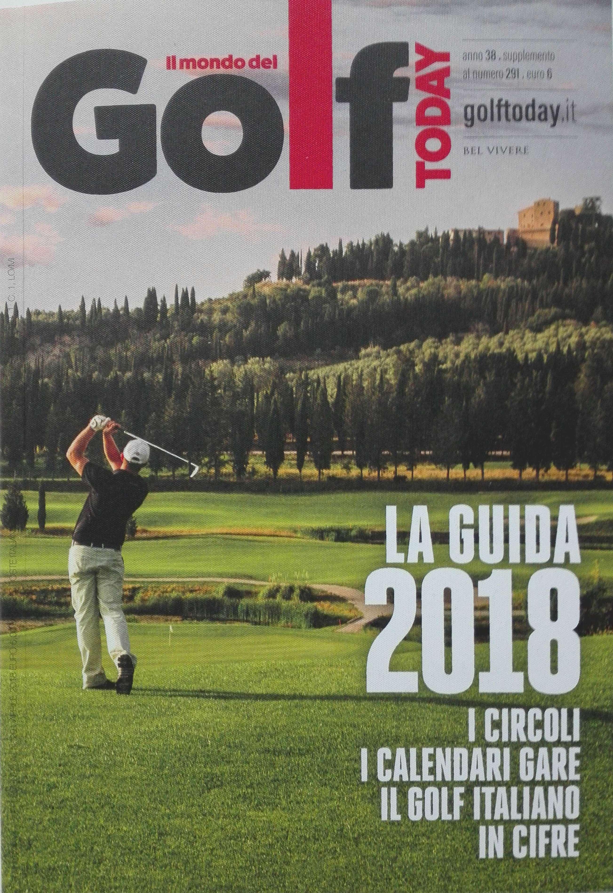 2018.04 Il Mondo del Golf Today_Guida 2018 (1)