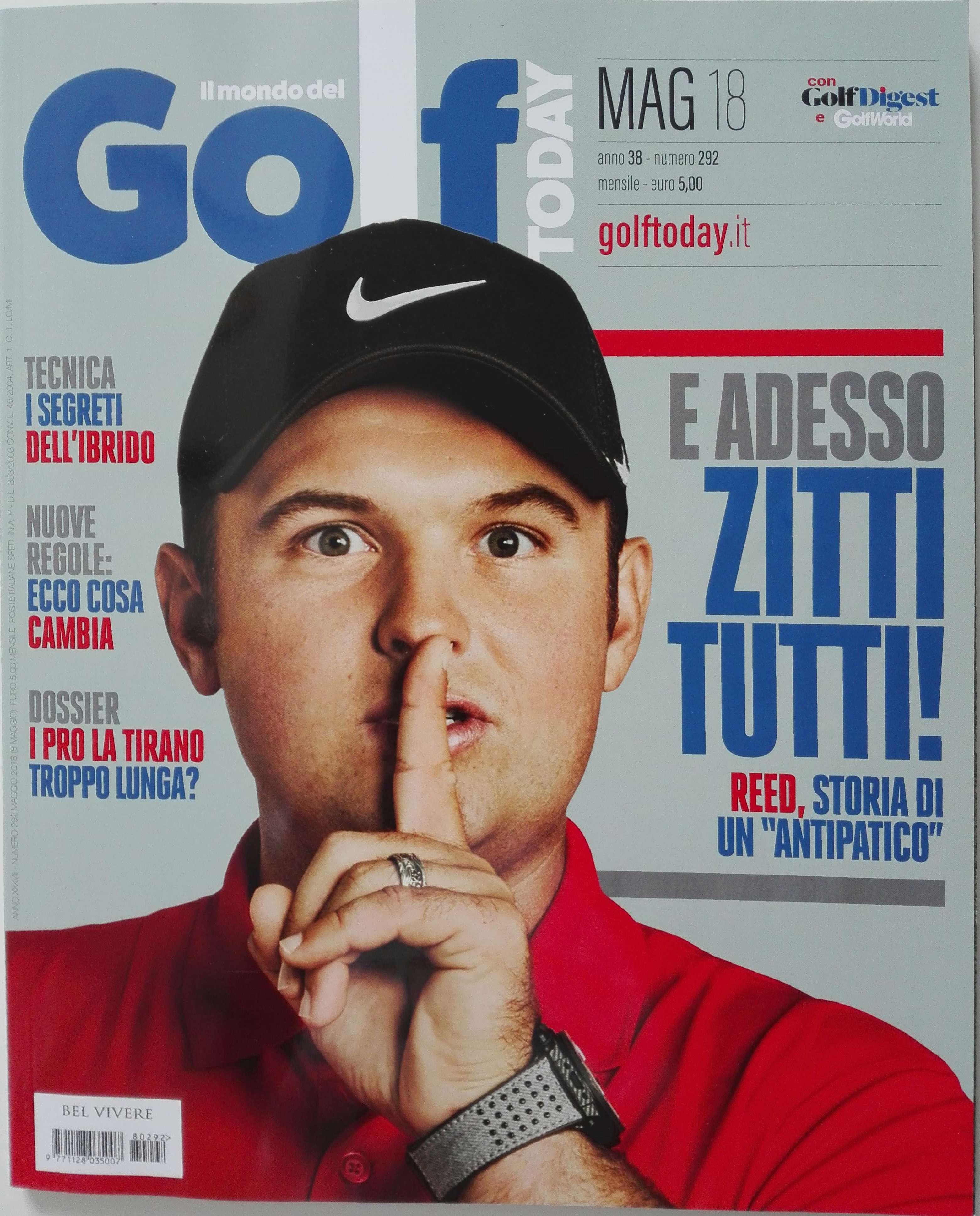 2018.05 Il Mondo del Golf Today_Maggio (1)