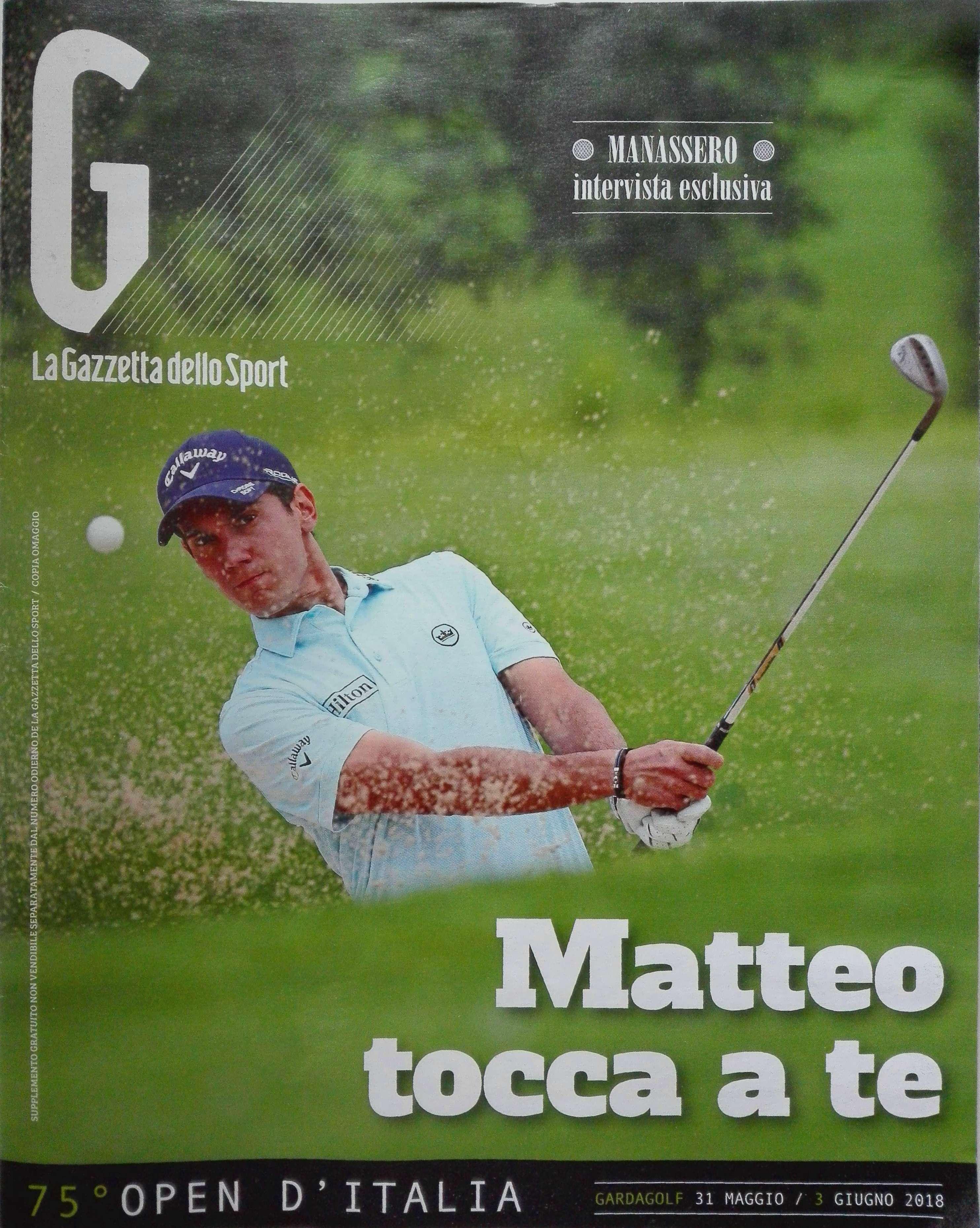 2018.05.30 G - La Gazzetta (1)