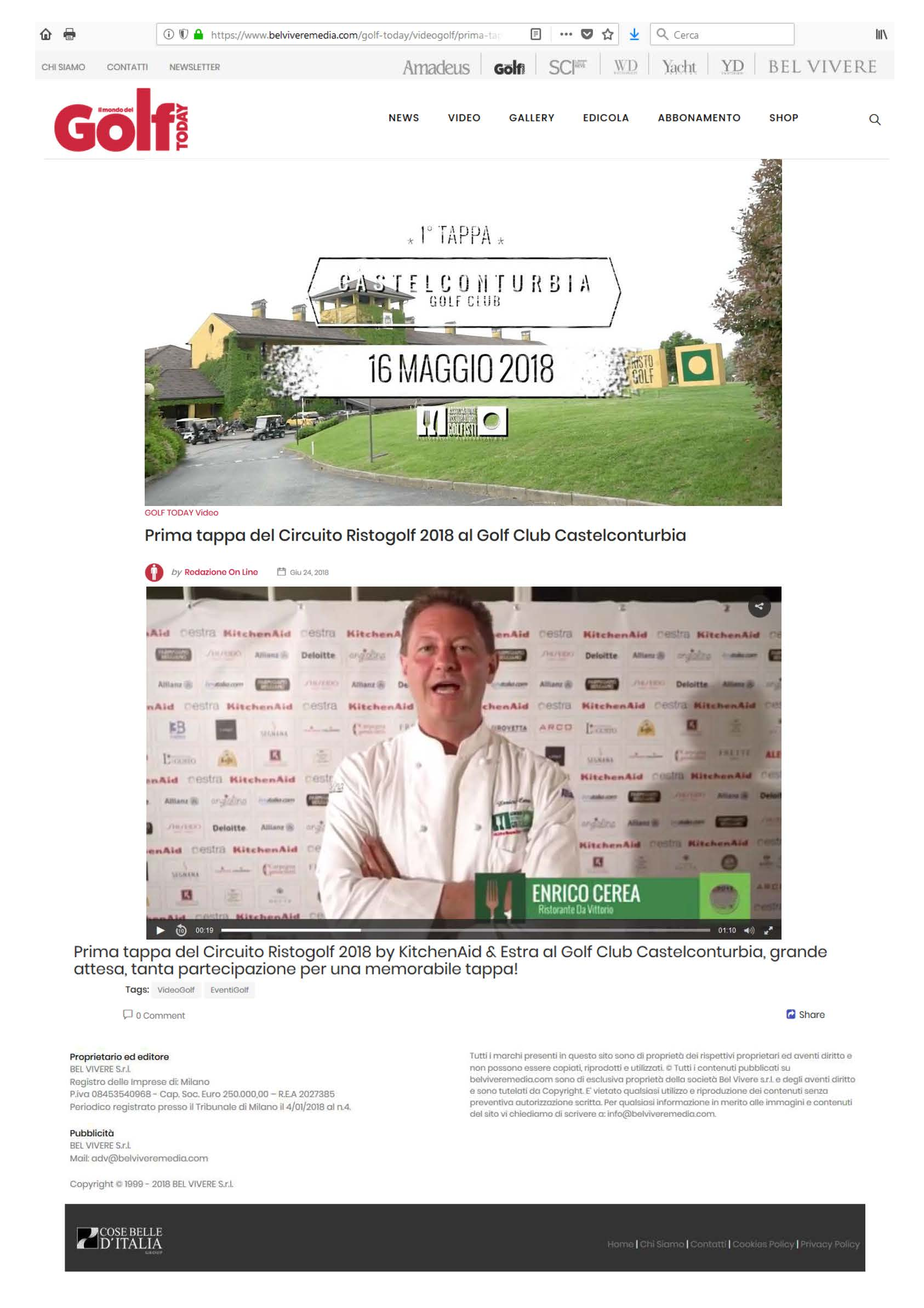 2018.06.24 Il Mondo del Golf Today_web
