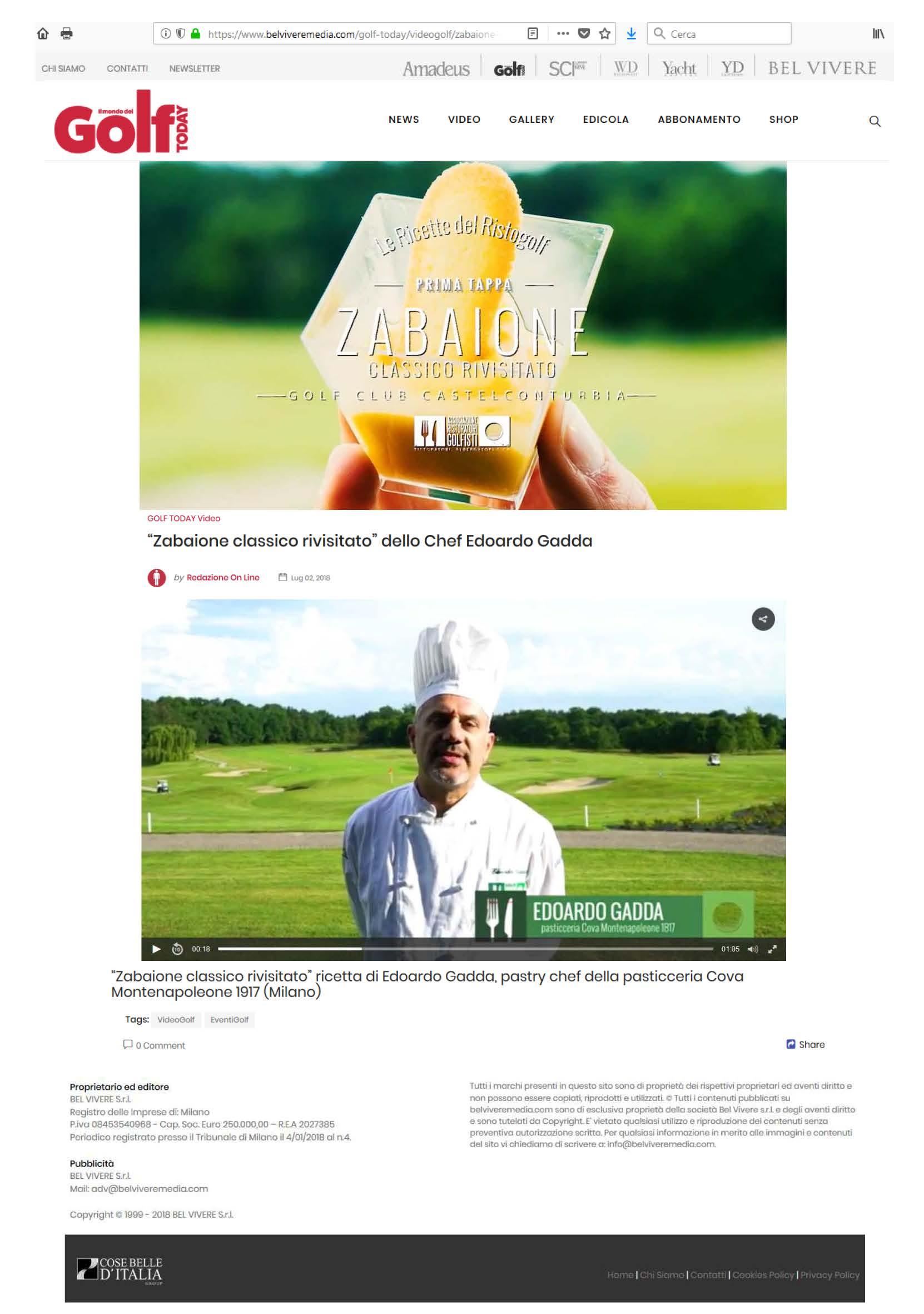 2018.07.02 Il Mondo del Golf Today_web
