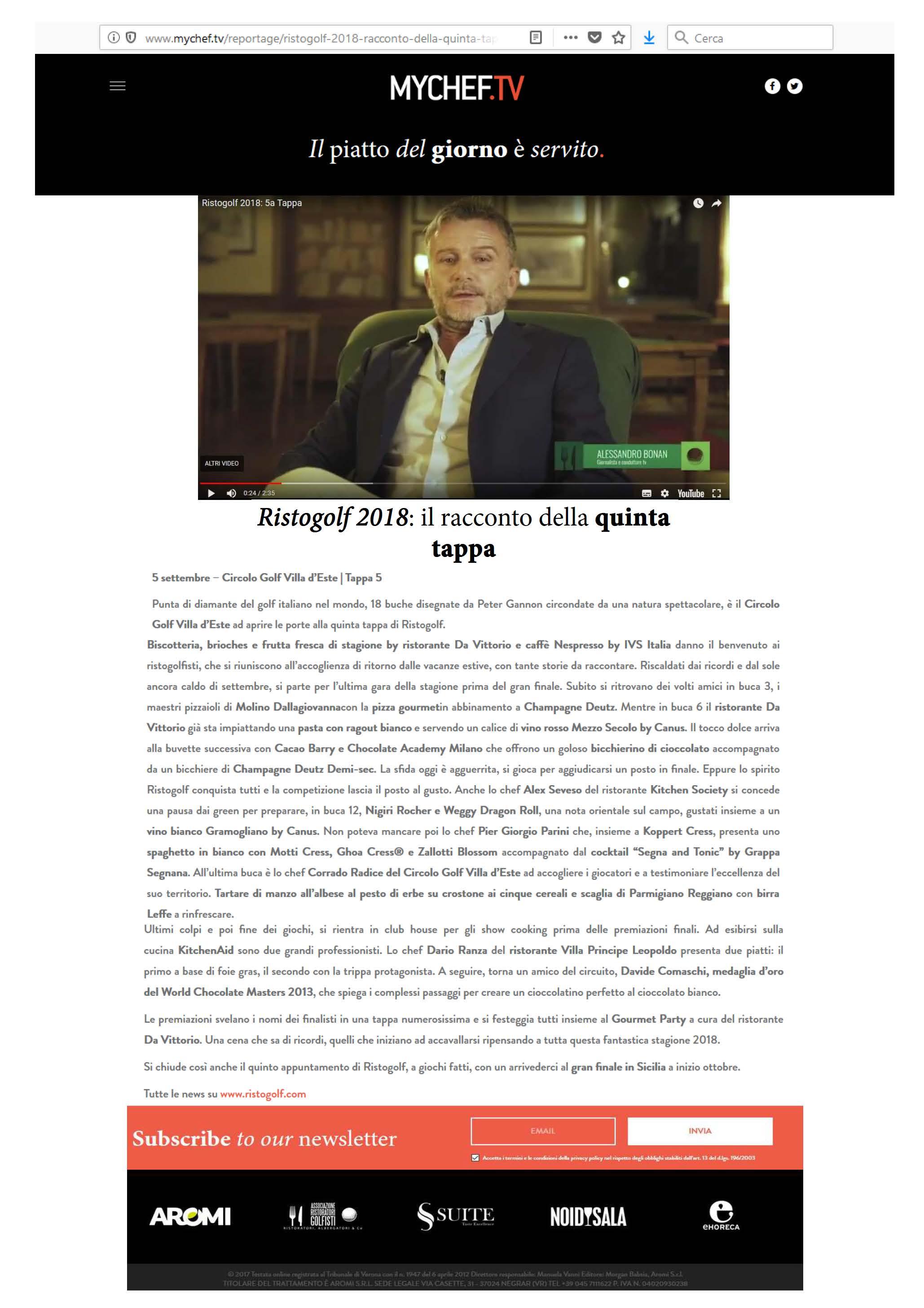 2018.09.17 MyChef.tv